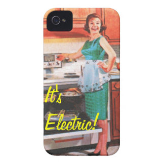 It's Electric!  iPhone 4 case