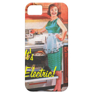 It's Electric!  iPhone 5 case