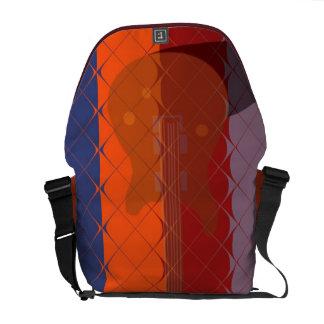It's Electric Messenger Bag