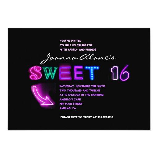 Sweet 16 Invite Ideas was adorable invitations template