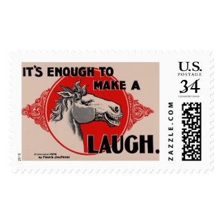 It's enough to make a Laugh Postage
