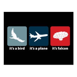 It's Falcon (the Balloon Boy)! Postcard