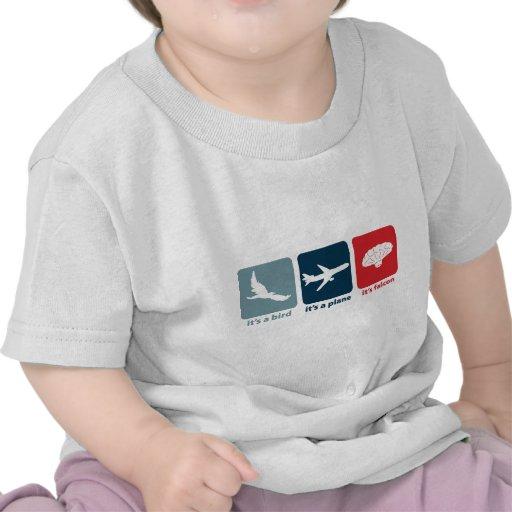 It's Falcon (the Balloon Boy)! T-shirts