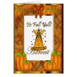 It's Fall Ya'll Greeting Card