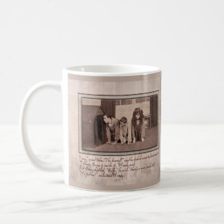It's Father, Exclaimed Wendy Coffee Mugs