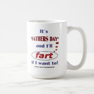 It's Fathers Day (mug) Coffee Mug