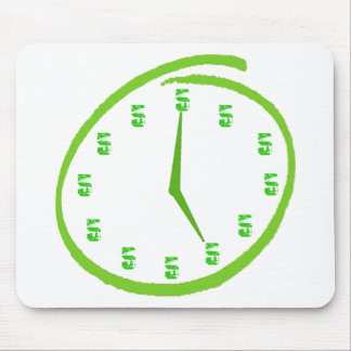 It's Five O'Clock Somewhere Mouse Pad