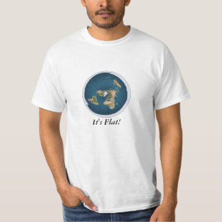 Its Flat T-shirt