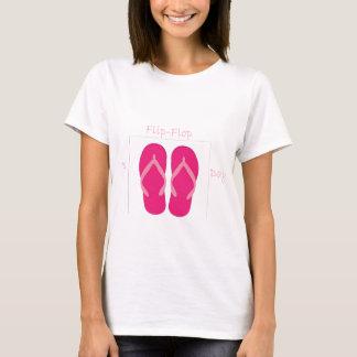 It's Flip Flop Day T-Shirt