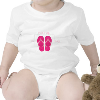 It's Flip Flop Day Baby Bodysuits