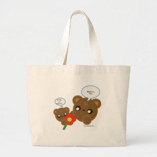 It's for you mommy!, Thank you! Son! Canvas Bags