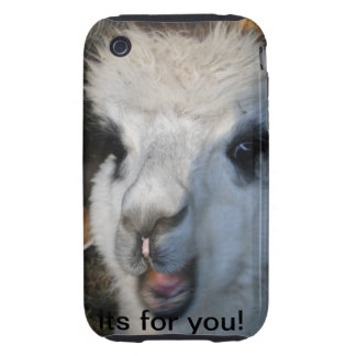 Its for you! tough iPhone 3 cover