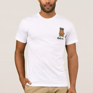 Its Friday Night Monsters  2 sides T Shirt