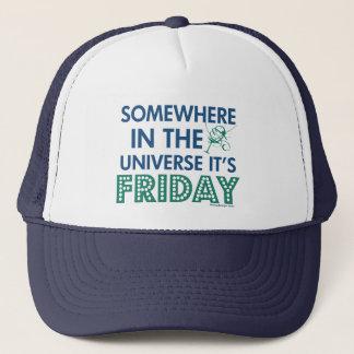 It's Friday Somewhere! Trucker Hat