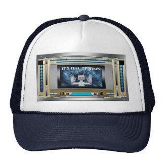 Its Full of Stars Mesh Hat