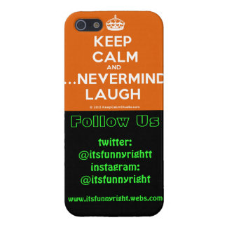 its_funny_right custom iphone 5 case