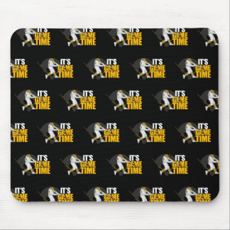 It's Game Time - Baseball (Yellow) (Pattern2) Mouse Pad