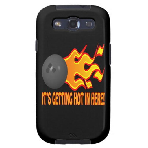 Its Getting Hot In Here Galaxy S3 Case