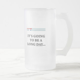 It's Going to be a Long Day Coffee Mug