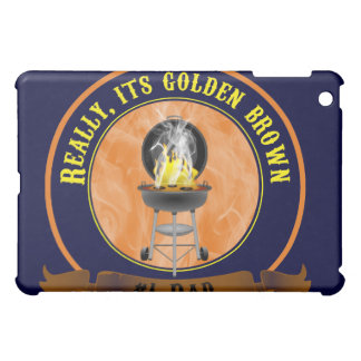 Its Golden Brown, Father's Day  iPad Mini Cases