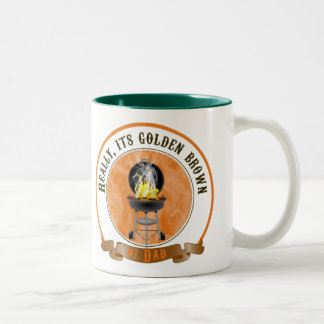 Its Golden Brown, Father's Day Mug