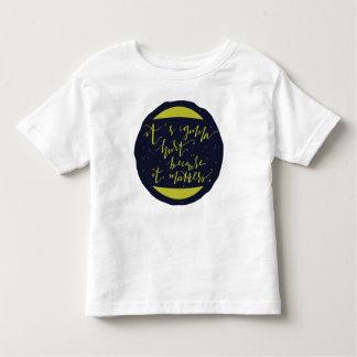 It's Gonna Hurt Because It Matters Shirt