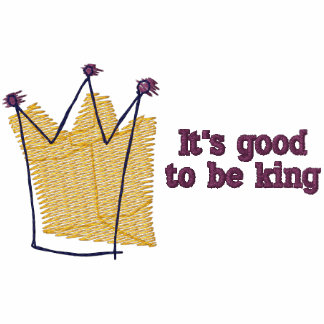 It's Good to Be King