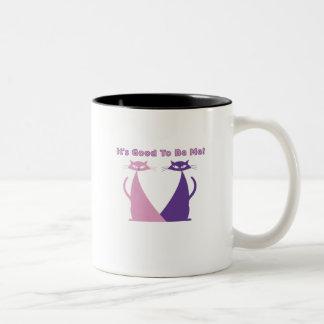 Its Good To Be Me Two-Tone Coffee Mug