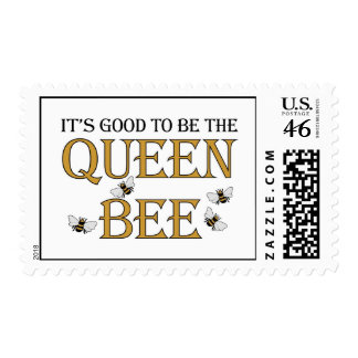 It's Good To Be The Queen Bee Postage