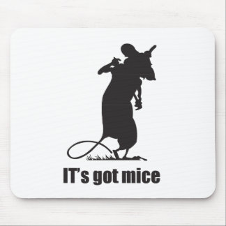 IT's Got MIce Mouse Pad