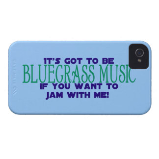 It's Got to Be Bluegrass... Case-Mate iPhone 4 Case
