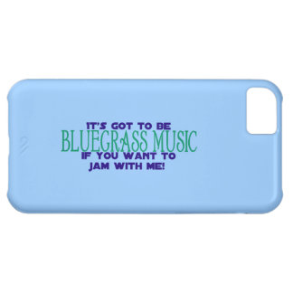 It's Got to Be Bluegrass... iPhone 5C Cover