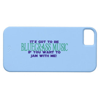 It's Got to Be Bluegrass... iPhone SE/5/5s Case