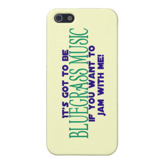 It's Got to Be Bluegrass Music iPhone SE/5/5s Cover