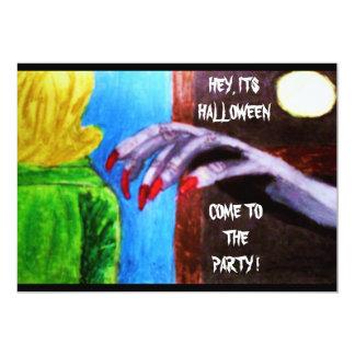 IT'S HALLOWEEN, COME TOTHEPARTY ! Invitations