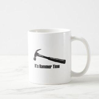 It's Hammer Time Coffee Mug
