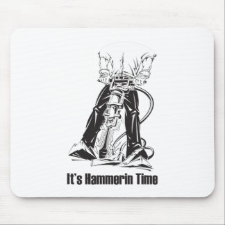 It's Hammerin Time Mouse Pad