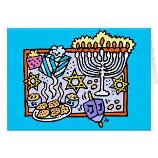 It's Hanukkah! Card