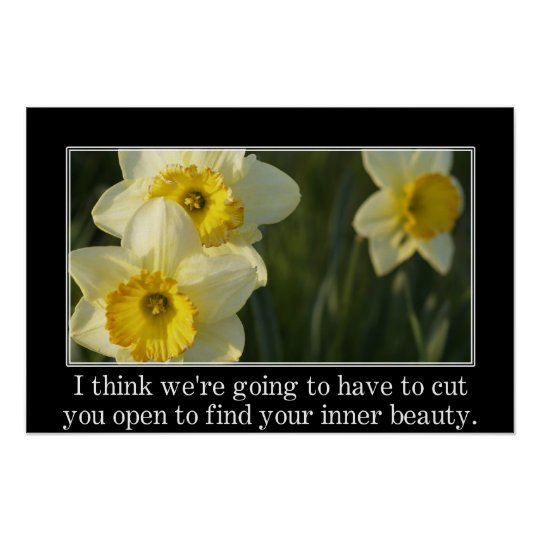 It's hard work to find your inner beauty (S) Poster