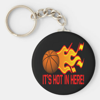 Its Hot In Here Keychain