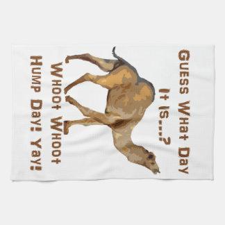 Its Hump Day Towels