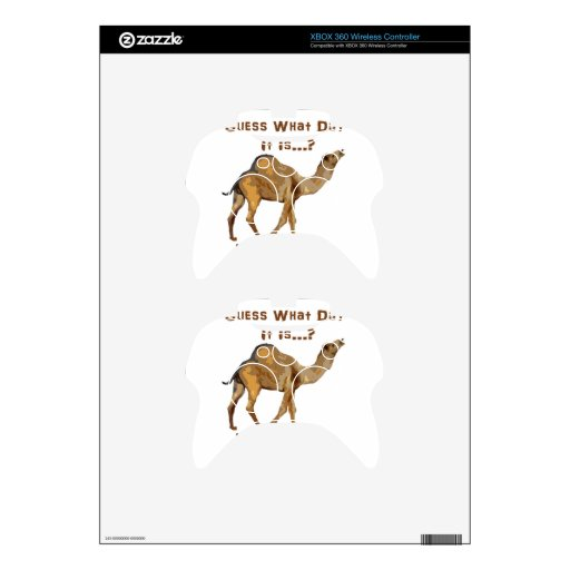 Its Hump Day Xbox 360 Controller Skins