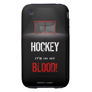 IT'S IN MY BLOOD! iPhone 3 TOUGH COVER