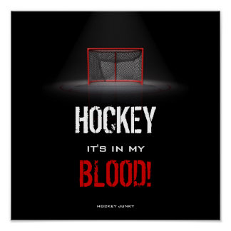 IT'S IN MY BLOOD! POSTER