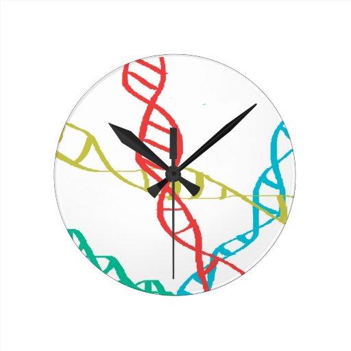 It's In My DNA. Clocks
