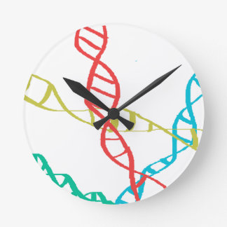 It's In My DNA. Round Clock