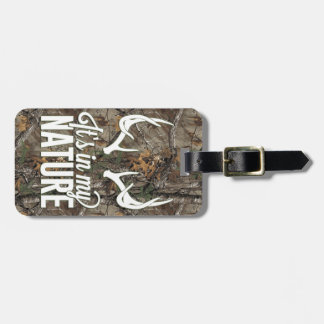 It's in my Nature Bag Tag