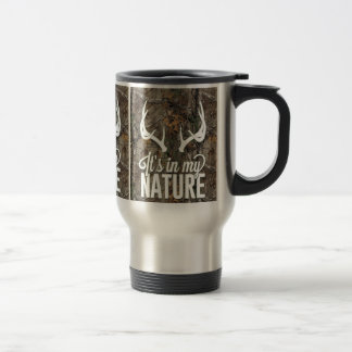 It's in my Nature Travel Mug