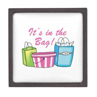 It's In The Bag! Premium Trinket Boxes