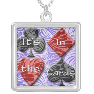 It's in the Cards Cartomancy Necklace